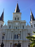 New Orleans Church Stock Photo