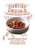 New Orleans Culture Collection Shrimp Creole Stock Photos