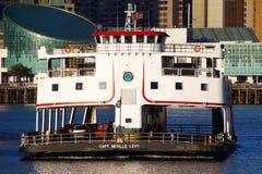 New Orleans - de Populaire Veerboot van Algiers Stock Fotografie