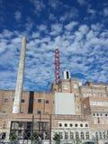 New Orleans Falstaff fabrik Arkivbild