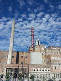 New Orleans Falstaff Factory Stock Photography