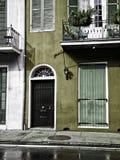 New Orleans franska fjärdedelar royaltyfria foton