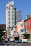 New Orleans french quarter Royalty Free Stock Photography