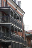 New Orleans French Quarter. Street Scene royalty free stock photography