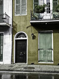 New Orleans, French Quarters. New Orleans, French Quarter and architecture, Louisiana, USA Royalty Free Stock Photos