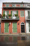 New Orleans, French Quarters Royalty Free Stock Photography
