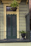 New Orleans, French Quarters Stock Photography