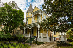 New Orleans Home Royalty Free Stock Photo