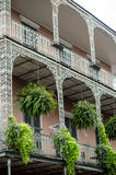 New Orleans house Royalty Free Stock Photography