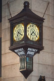 New Orleans, LA/USA - circa March 2011: Whitney Banks Clock on the streets of New Orleans,  Louisiana Stock Image