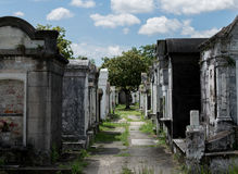 New Orleans Lafayette Cemetery Royalty Free Stock Images