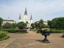 New Orleans, landmarks Royalty Free Stock Photos