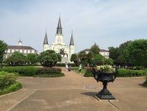 New Orleans, landmarks Royalty Free Stock Photos
