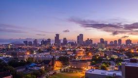 New Orleans Louisiana, USA arkivfilmer