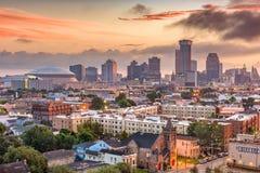 New Orleans Louisiana, USA royaltyfria bilder