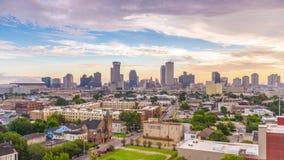 New Orleans, Louisiana, USA stock footage