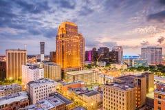 New Orleans, Louisiana, USA. Skyline stock photo