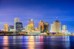 New Orleans, Louisiane, de V.S. stock fotografie