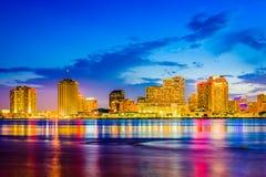 New Orleans, Louisiane, de V.S. stock foto's