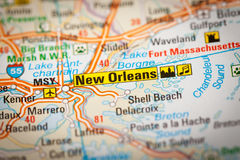 New Orleans Royalty Free Stock Photos
