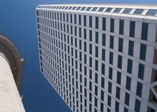 New Orleans - moderna byggnader Arkivfoto