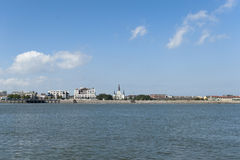 New Orleans panorama Royalty Free Stock Photography