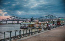 New Orleans  River Walk Stock Photos