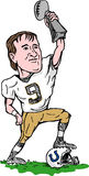 New Orleans Saints super bowl Stock Images