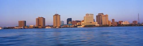 New Orleans Skyline stock image
