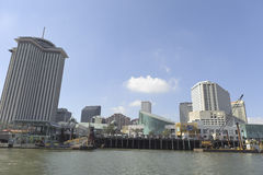 New Orleans skyline Stock Photos