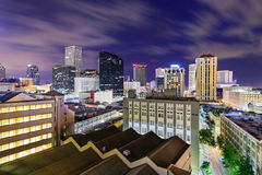 New Orleans Skyline Stock Photography