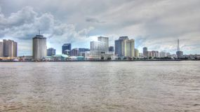 New Orleans Skyline Royalty Free Stock Photos