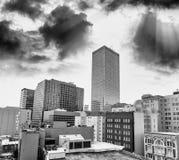 New Orleans skyline, Lousiana - USA Stock Photo
