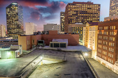 New Orleans skyline, Lousiana - USA Royalty Free Stock Photos