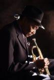 New Orleans soul Arkivbild