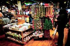 New Orleans- Souvenir Shop Stock Photo