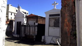 New Orleans St. Louis Cemetery No.1 old graves New Orleans Louisiana