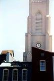 New Orleans St Patrick Church 2002 Fotografering för Bildbyråer