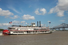 New Orleans - Steamboat Stock Images