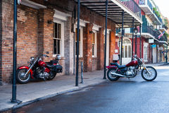 New Orleans Street Stock Images