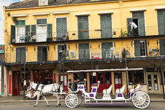 New Orleans - Street Scene Royalty Free Stock Images