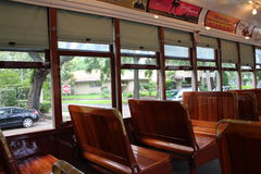 New Orleans Streetcar Royalty Free Stock Photography
