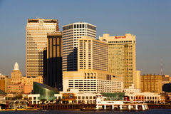 Free New Orleans - Waterfront Morning Light Royalty Free Stock Photography - 22965897