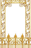 New Orleans Wrought Iron Royalty Free Stock Image