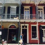 New- Orleansarchitektur Lizenzfreies Stockfoto