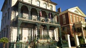New- Orleansgebäude Stockfotografie