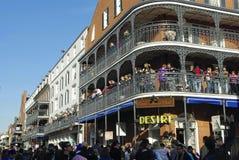 New- Orleanskarneval 2010 Lizenzfreies Stockbild