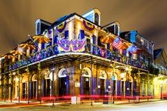 New- Orleansleben Lizenzfreie Stockfotografie