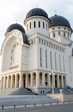 New Orthodox Cathedral of Arad Royalty Free Stock Images