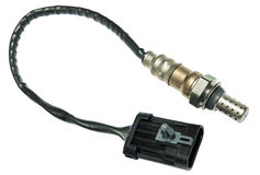 New oxygen sensor Stock Photo